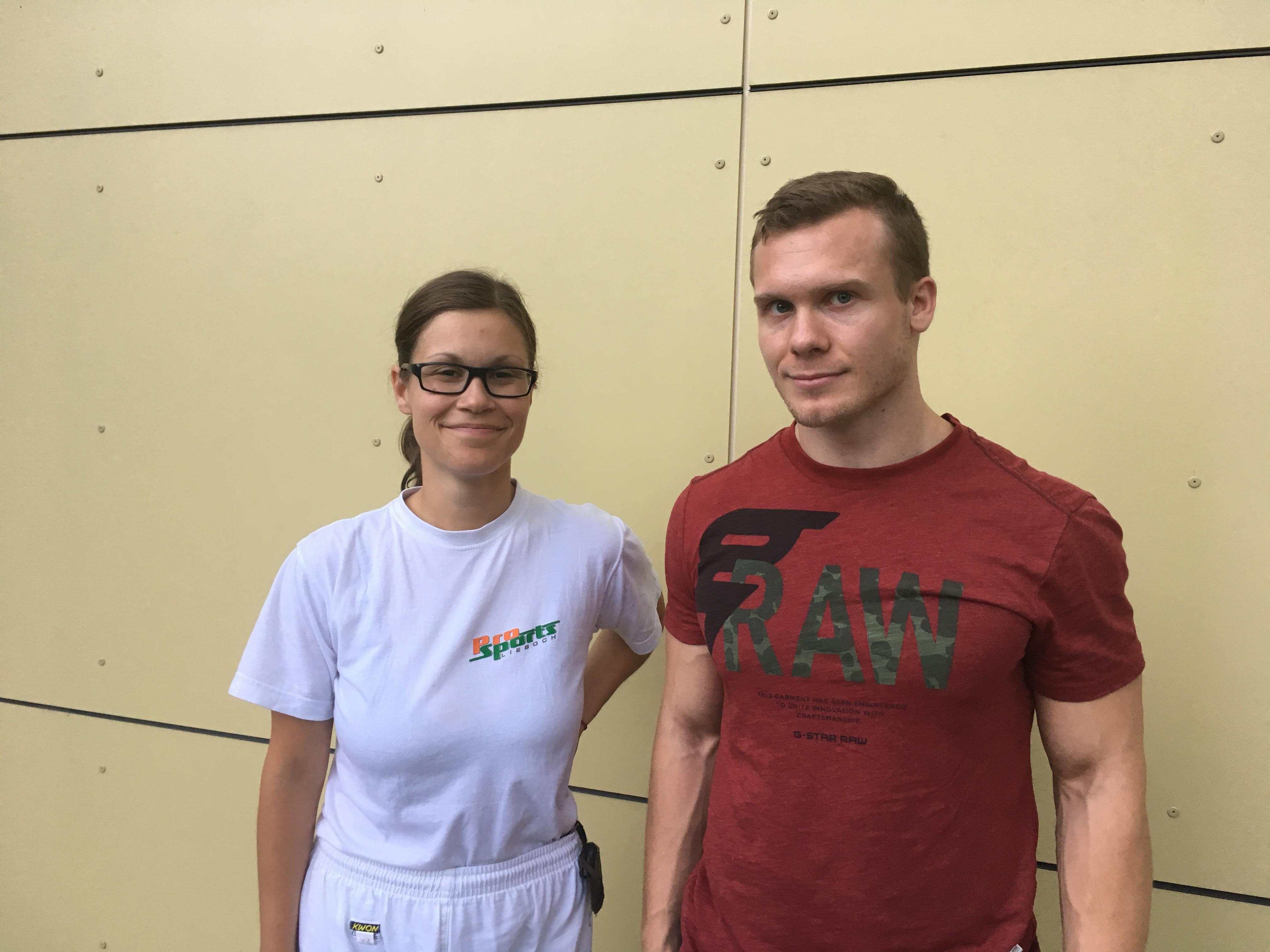 Katharina und Markus