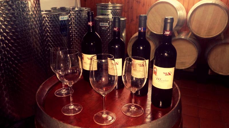 מבחר יינות