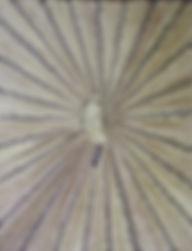 HUMM ! N°0 bis  70x50 cm - acrylique et patine sur toile