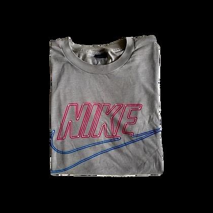 80's Nike Neon Print Tee XL
