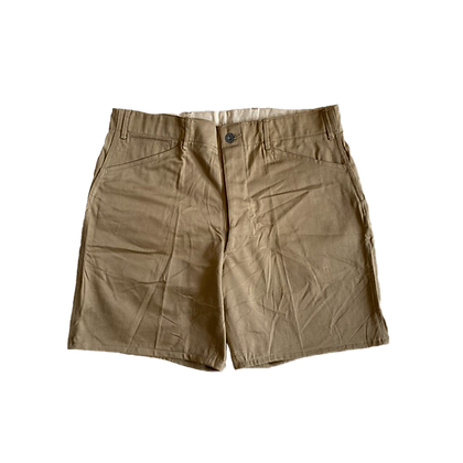 DEADSTOCK 1930's Zinc Button US Army Shorts