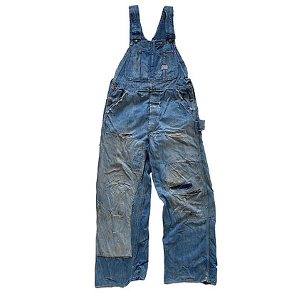 40's Super PayDay Penney's Overalls