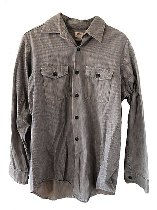 Lee Sanforized Engineer Work Shirt