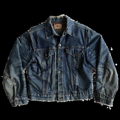 1963 Levi's Type 3 Blanket Lined Denim Jacket