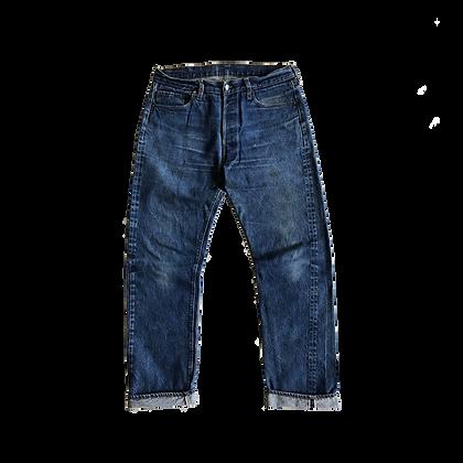 1970's Levi's Redline Denim Jeans