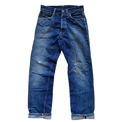 60's Levi's  big E Redline Jeans
