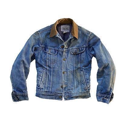 70's Women's Lee Rider Denim Jacket