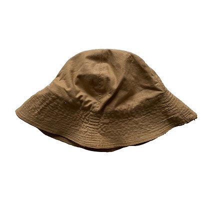 WWI Brown Denim Bucket