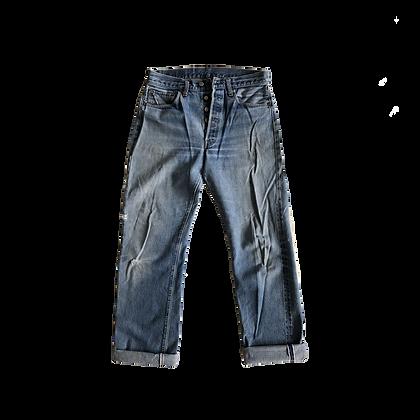 70's Levis Redline Denim Jeans