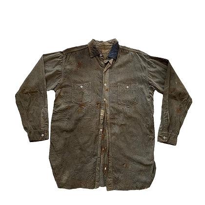 1910 Miner's Chinstrap Shirt