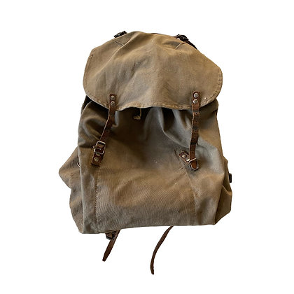 30's Boy Scouts Hiking/Camping Backpack