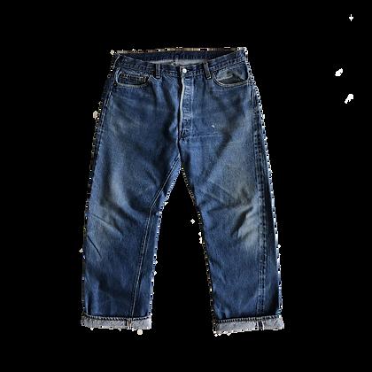 1970's Levis Redline Denim Jeans