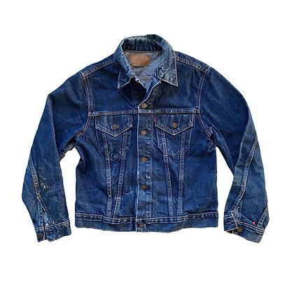 60's Levi's Type III big E Denim Jacket