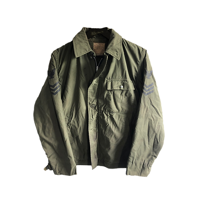 US Navy A-2 Cold Weather Deck Jacket