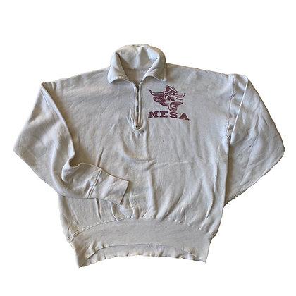 50's Quarter Zip Sweatshirt