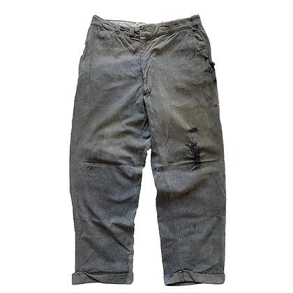 40's Penney's Salt & Pepper Trousers