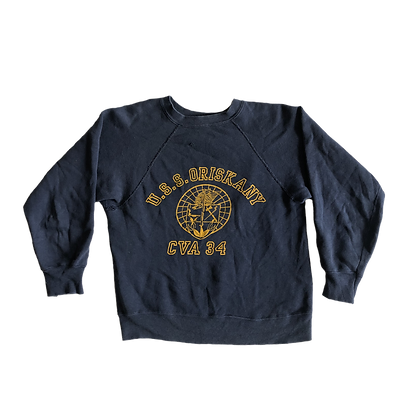 1960's US Navy sweatshirt
