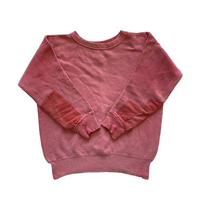 50's Faded Patchwork Sweatshirt