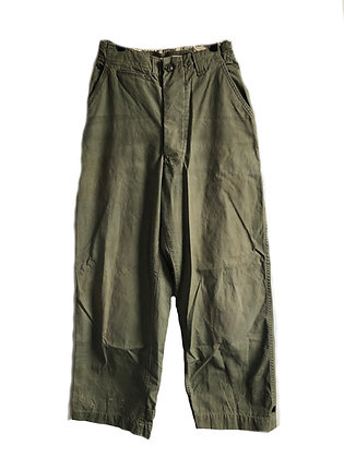 Korean War US Army Trousers