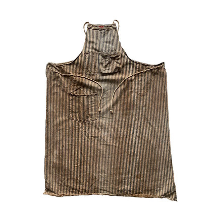 30's Engineer Stripe Apron