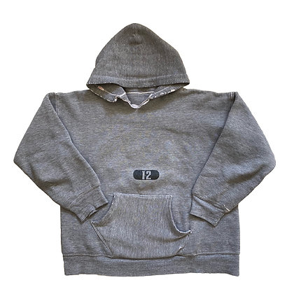 50's Double Face Hoodie