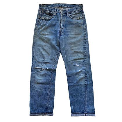 70's Levi's big E Redline Jeans