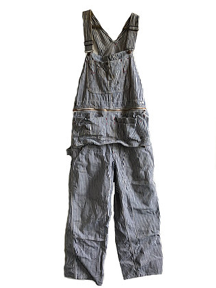 Montgomery Ward Engineers with Apron