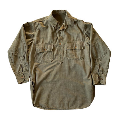 WWI US Army M-1916 Wool Shirt