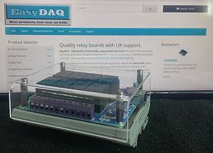 EasyDaq Control Cards