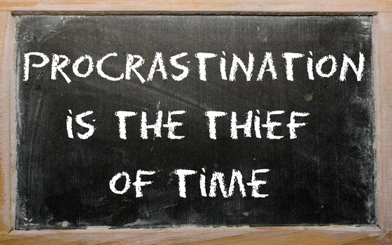 The Power of Procrastination:  3 Things To Know