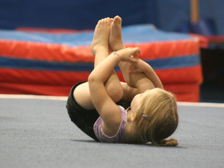 Can your Child do a Forward Roll?