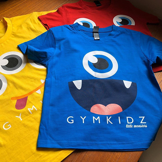 Gymkidz Little Monster T-Shirt