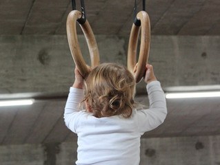 Why Gymnastics Is The Single Best Sport For Your Child's Physical Development.