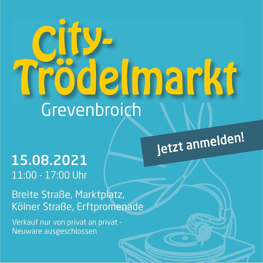 City-Trödelmarkt Grevenbroich
