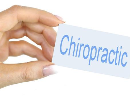 Chiropractic FAQ's