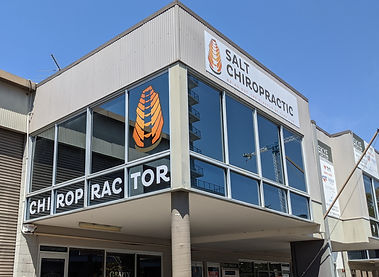 Chriopractor South Brisbane West End, back pain