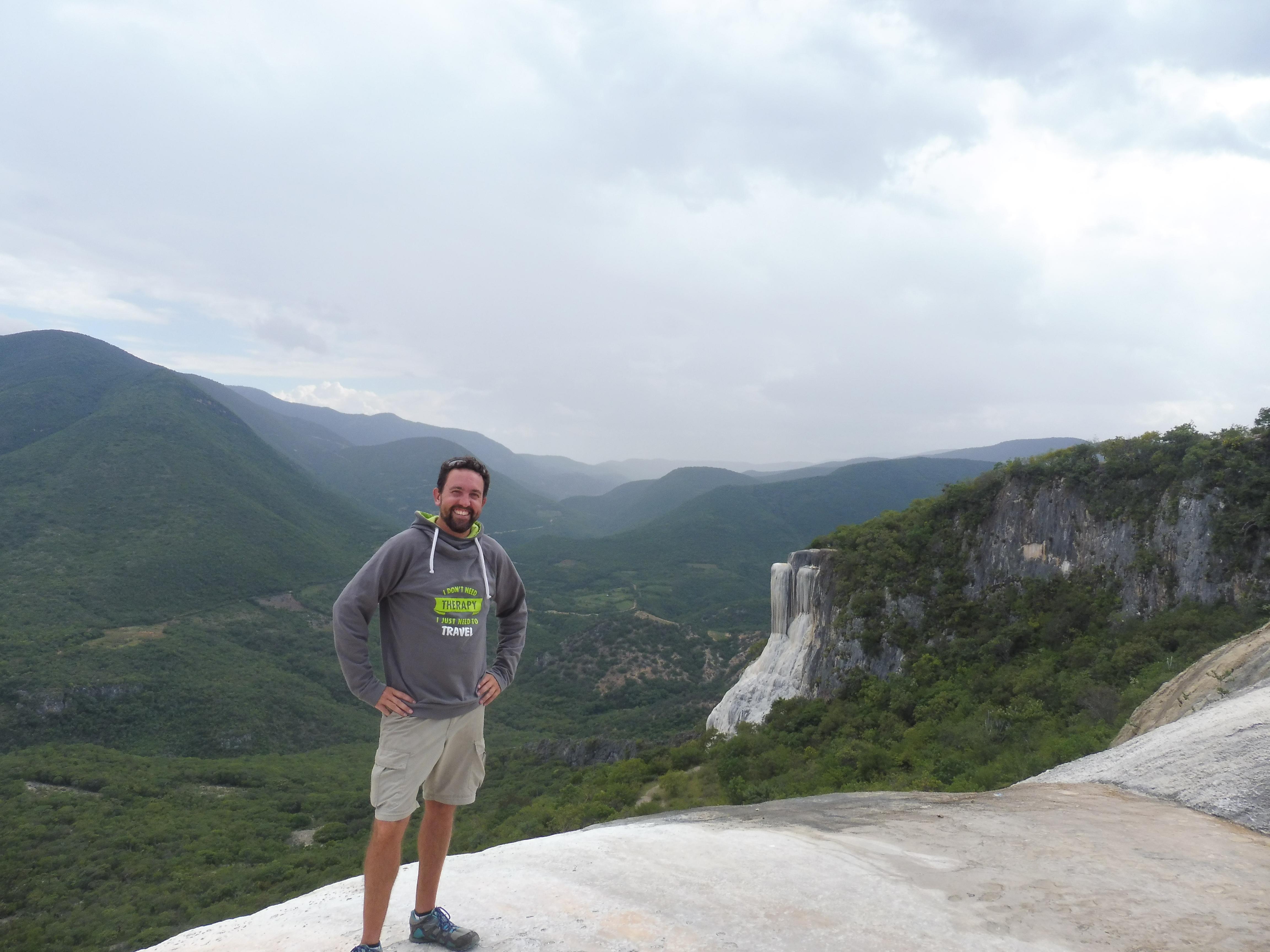 Trockener Wasserfall_Mexiko