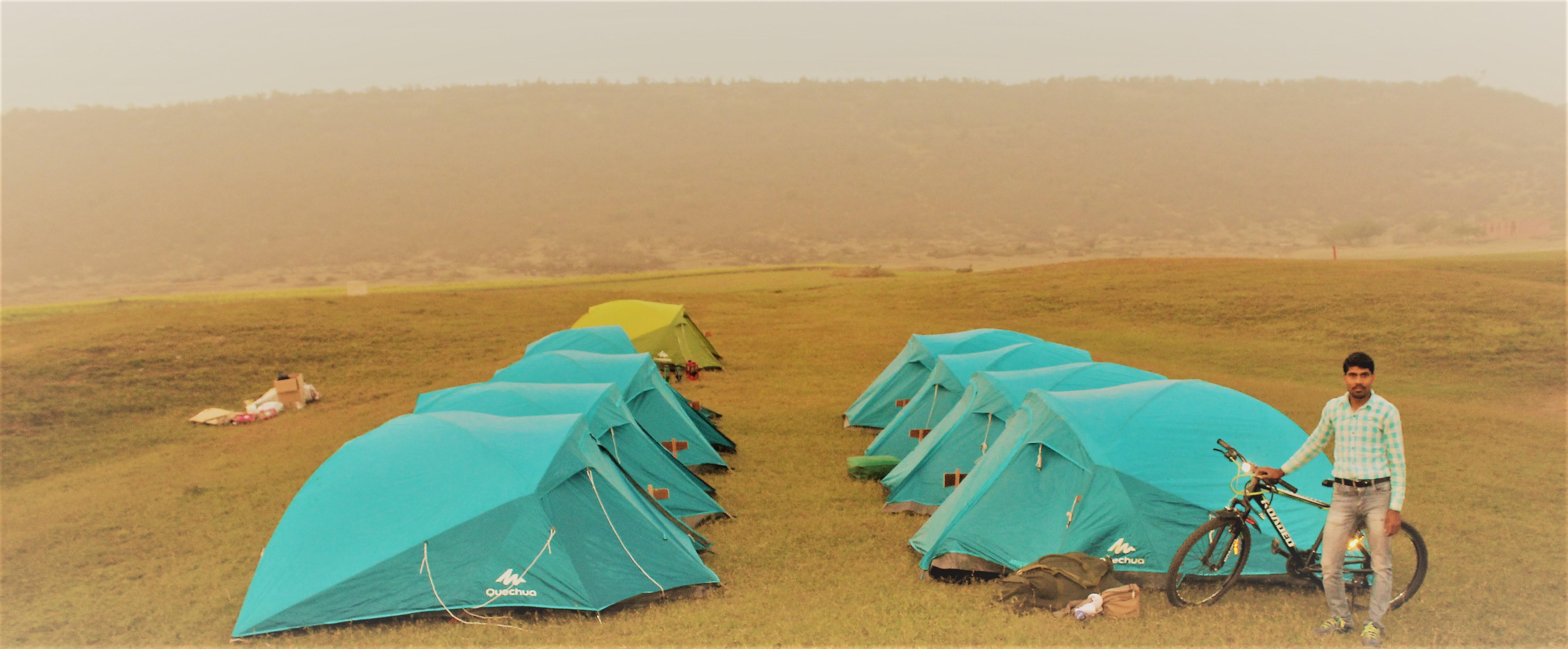 Imported Qucehua 3XL Tents