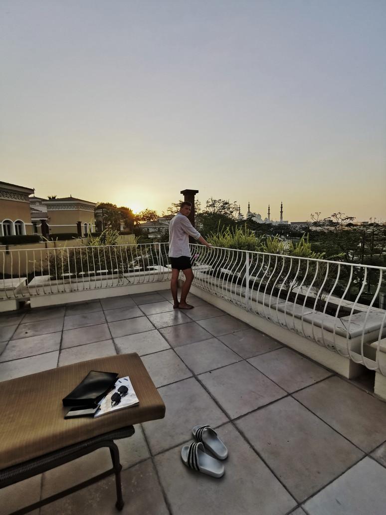 The RITZ-CARLTON ABU DHABI - Hotel Review