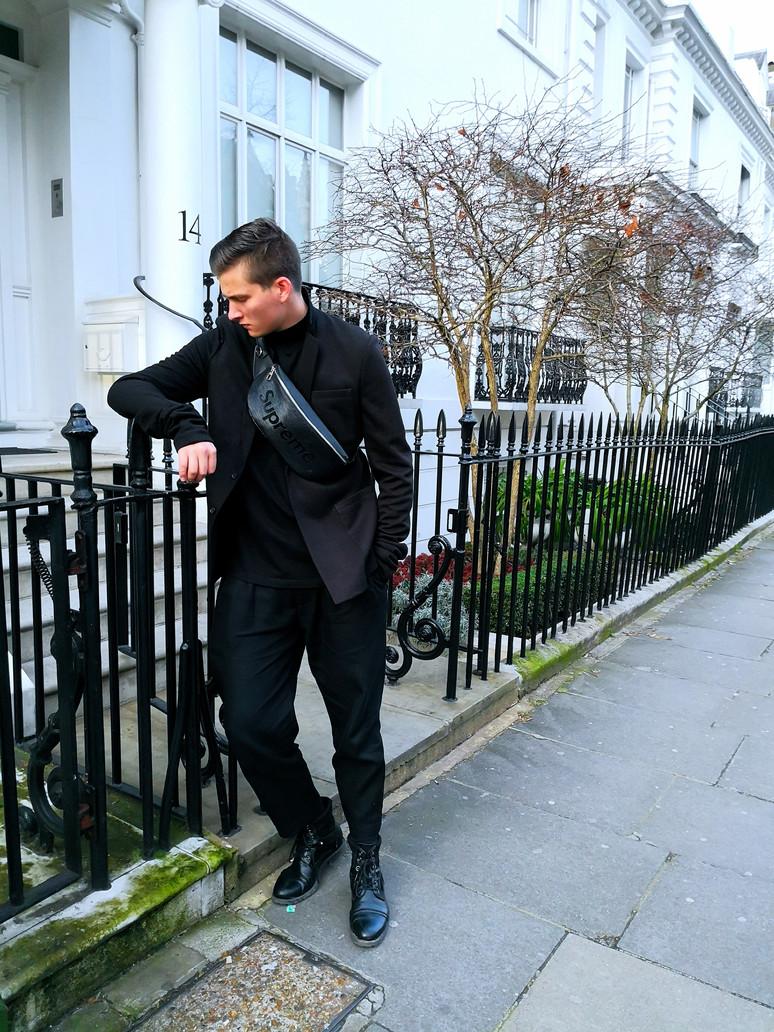 Streets of Kensington, London
