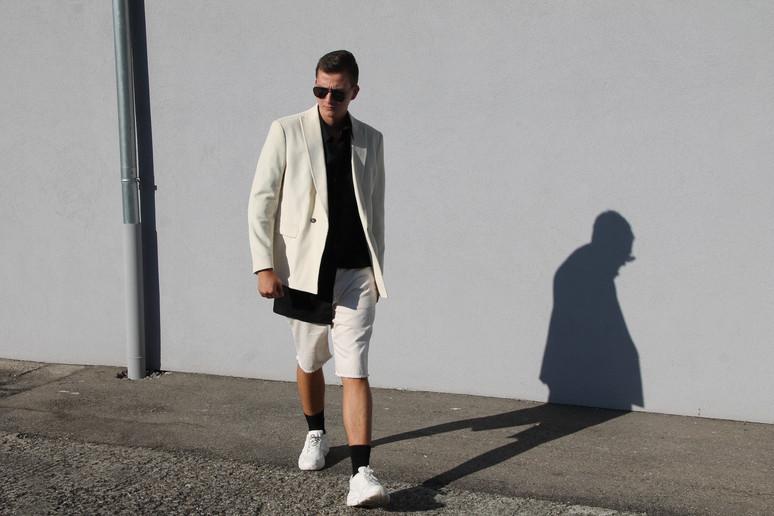 Suit! Milan Fashion Week Look