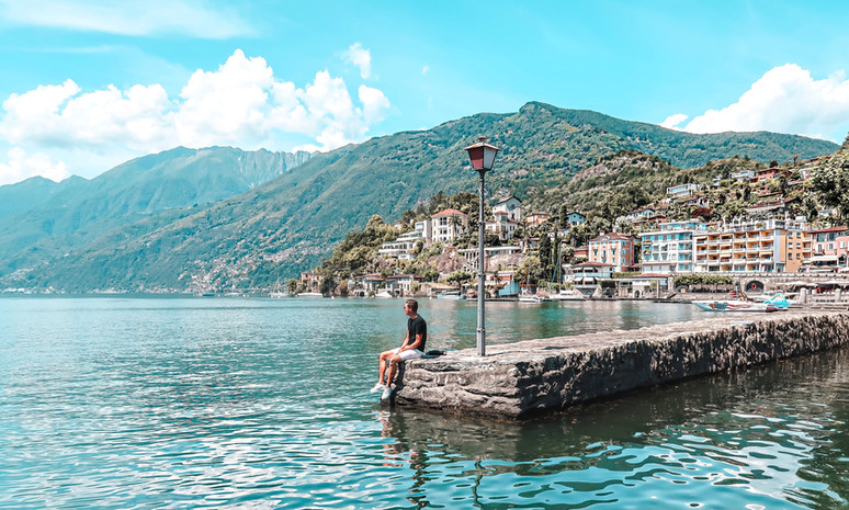 Summer kick-off in Ticino