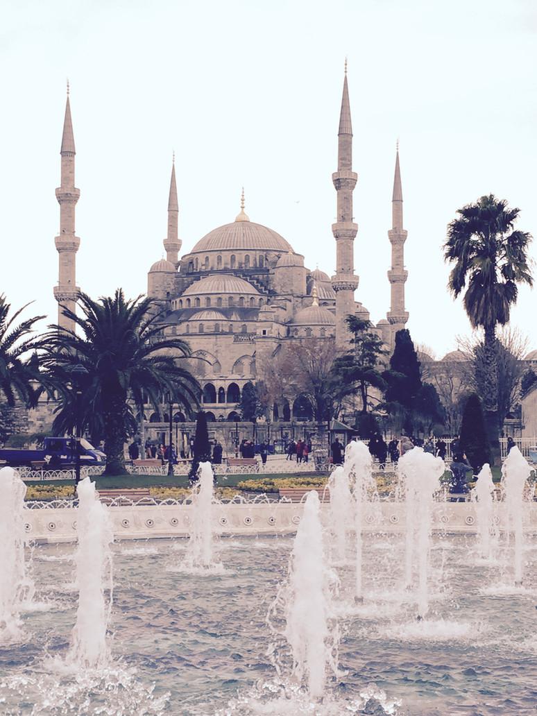 Städtereise: Istanbul