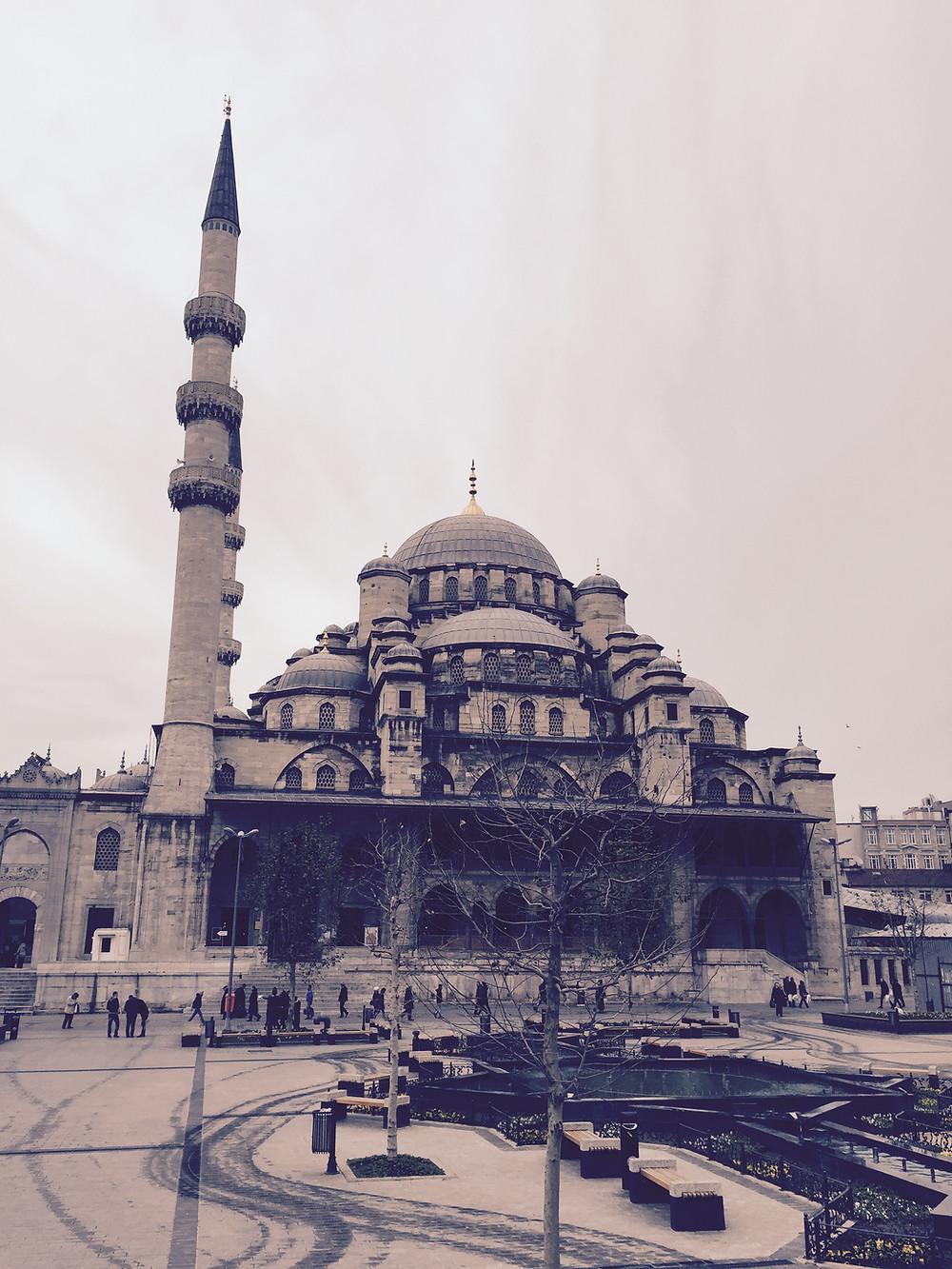 irgendeine Moschee in der Altstadt