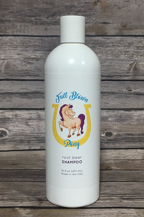 Root Beer Shampoo