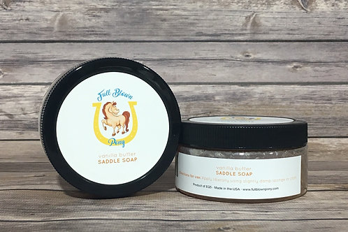 Vanilla Butter Saddle Soap