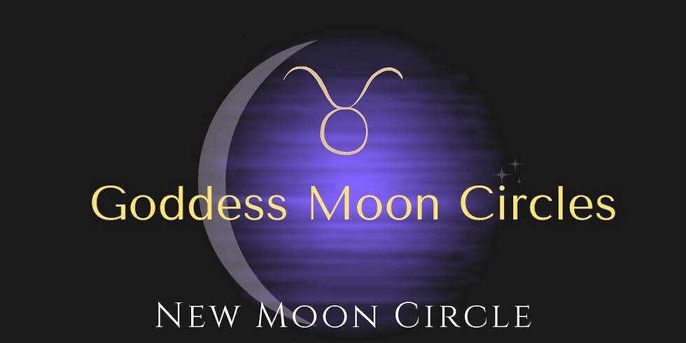 Goddess New Moon Circle