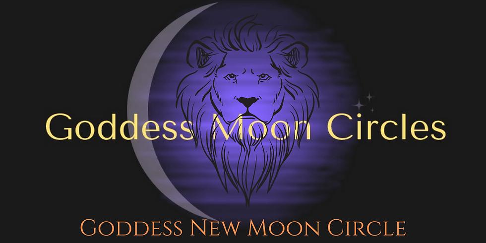 Leo Goddess New Moon Circle