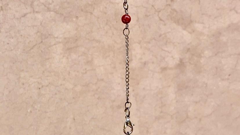 Amethyst Chakra Pendulum