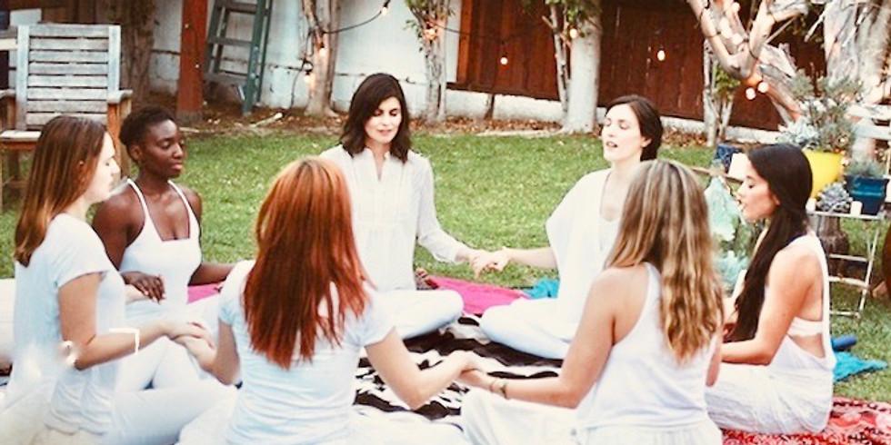 Bridal Blessing Circle